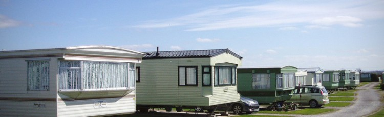 Owner's Caravans at Rowanbank