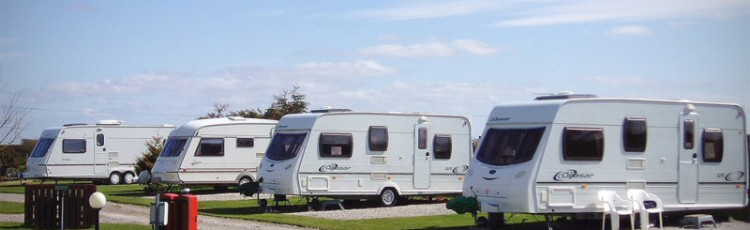 Spacious Touring Pitches